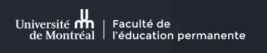 Université de Montréal, Faculté de l'éducation permanente